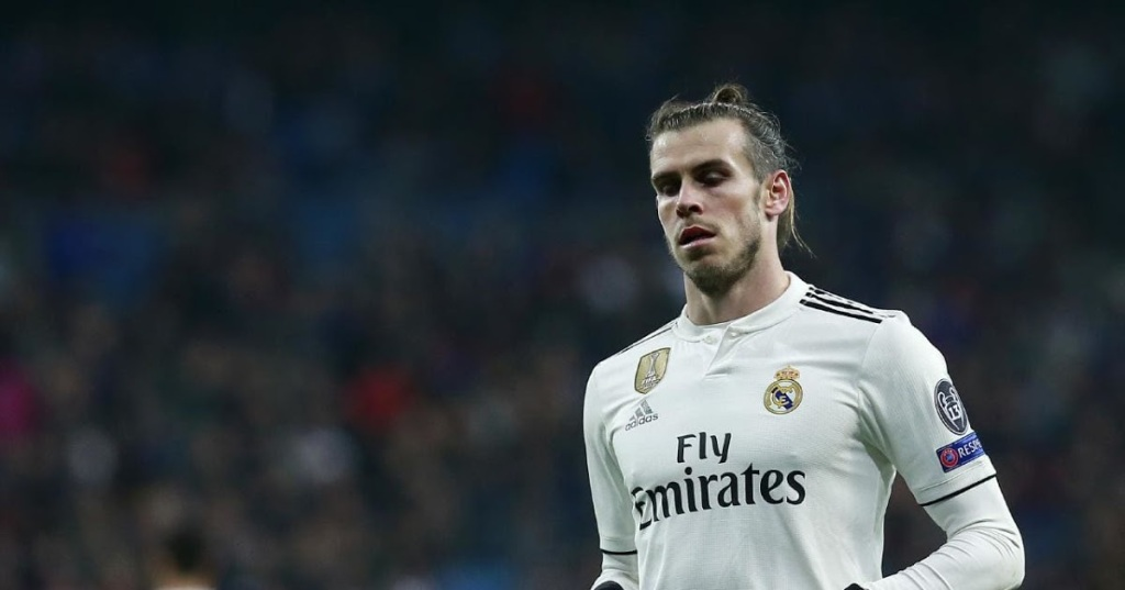 Courtois is confident Bale is fully committed to Real Madrid.